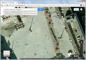 google earth meiveld